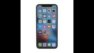 Apple iPhone X, GSM Unlocked, 64GB - Silver (Refurbished