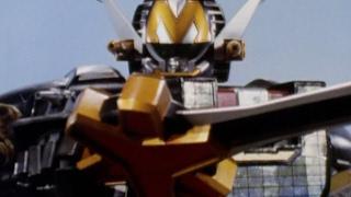 Power Rangers Lightspeed Rescue - Megazords vs Diabolico (Life Force Megazord)
