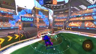 Rocket League | Sneaky Redirect in Ranked :3