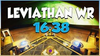 Leviathan Speedrun WR [16:38] By Luminous