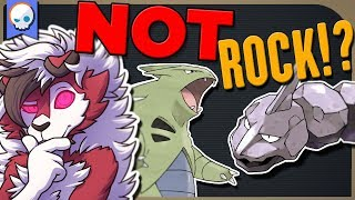 Every Rock Type Pokemon EXPLAINED! | Gnoggin