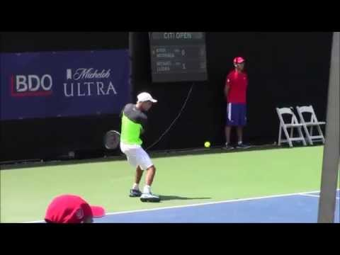 Jordi Arconada Pro Debut: 2014 ATP Washington Citi Open