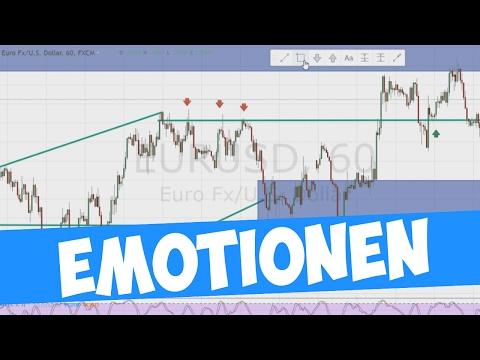 Wichtigste Lektion - Emotionen an der Börse