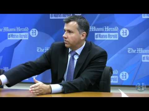 Miami-Dade Commission #11 candidates interview