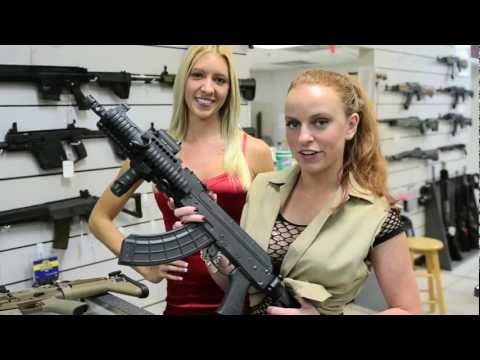 Zombie Apocalypse Guns and Girls !!!!! - The Hazard Girls - Bath Salts