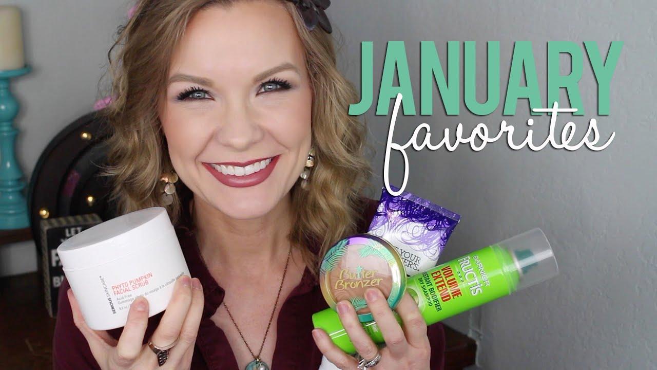 January 2016 Favorites! Beauty, Skincare, Bodycare, Haircare, Randoms! | LipglossLeslie