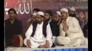 Download Ik main hi nahi un per by Hafiz Ahmed Raza Qadri in Jauharabad Mehfile naat   Video Dailymotion 3Gp Mp4
