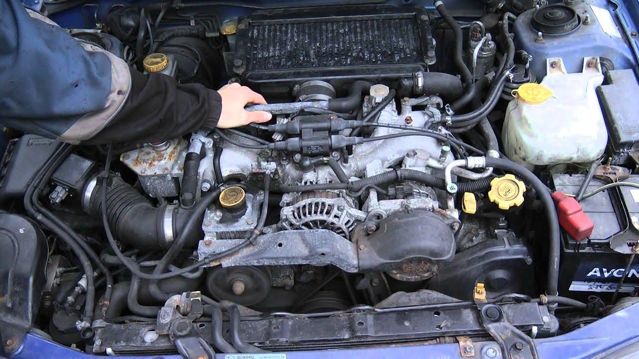 Subaru Impreza Turbo 2000 Knocking Youtube