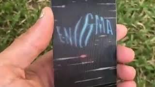 Lady Gaga-Enigam card #enigma #gagavegas #ladygaga