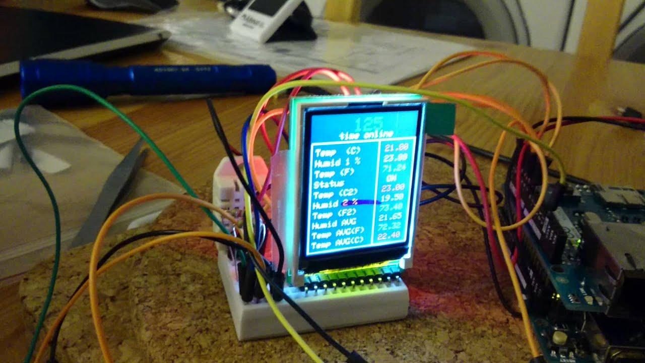 Бортовой компьютер на arduino своими руками 70