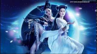 Crystal Liu (Liu Yifei) - Lan Ruoci 兰若词 (A Chinese Ghost Story Online OST)
