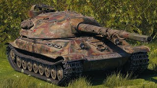 World of Tanks Object 705A - 8 Kills 9,2K Damage