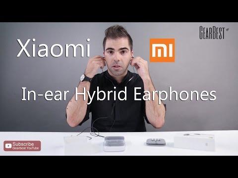 Xiaomi In-ear Hybrid Earphones Pro - Gearbest.com
