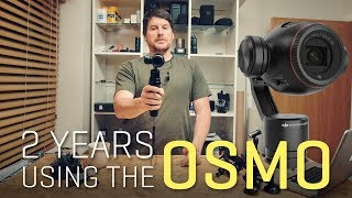 DJI OSMO - 2 YEARS LATER | And should you still buy one?