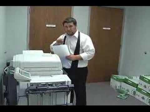 snl copy machine