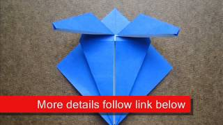 How To Fold Origami Sea Turtle - Origamiinstruction.com