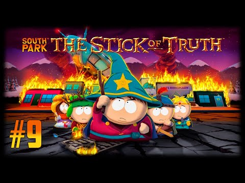 South Park: The Stick of Truth - Episodio 9.