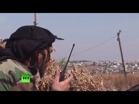 СИРИЯ 08.02.2016 Сирийская армия прорвала блокаду городов Нуббуль и Эз Захра