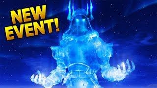 *NEW* ICE STORM EVENT WAS CRAZYY!! - Fortnite Funny WTF Fails and Daily Best Moments Ep.880