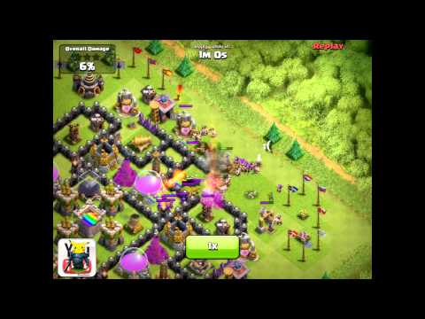 Clash of Clans [Defense] Level 107 Town Hall 9