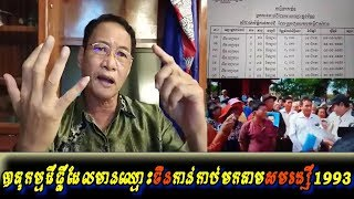 Khan sovan - Land Demonstrations that Chinese occupy, Khmer hot news today, Cambodia breaking news