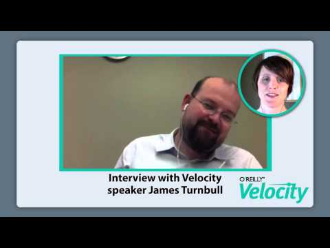 Interview with Velocity speaker James Turnbull