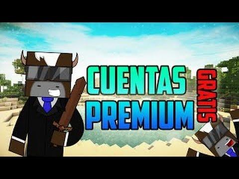 Cuentas Premium Minecraft Publicas GRATIS 2014 SEPTIEMBRE