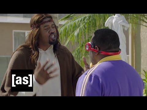 Black Jesus: Boonie's Money | Black Jesus | Adult Swim