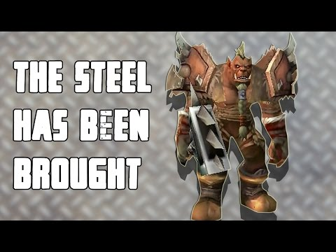The Steel Has Been Brought Achievement Guide w/Commentary