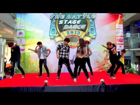 131014 Light Family Cover Boa - Only One the Battle Stage Dance 2013 (audition) video
