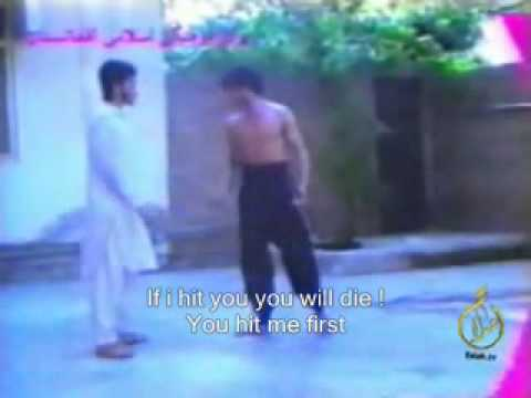 Really Funny Kung Fu by Ehsan Shafiq