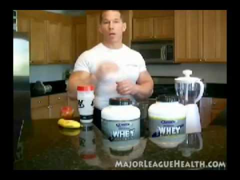 Fatloss LifeStyle's Whey Protein & Bodybuilding Nutrition Tips
