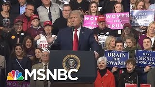 Rep. Maxine Waters: If Robert Mueller Doesn't Get Donald Trump, Stormy Will | AM Joy | MSNBC