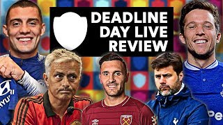 DID EVERTON WIN THE TRANSFER WINDOW?   LIVE TRANSFER DEADLINE DAY REVIEW