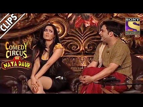 Kapil Sharma Wears Shweta's Bridal Lehenga | Comedy Circus Ka Naya Daur thumbnail