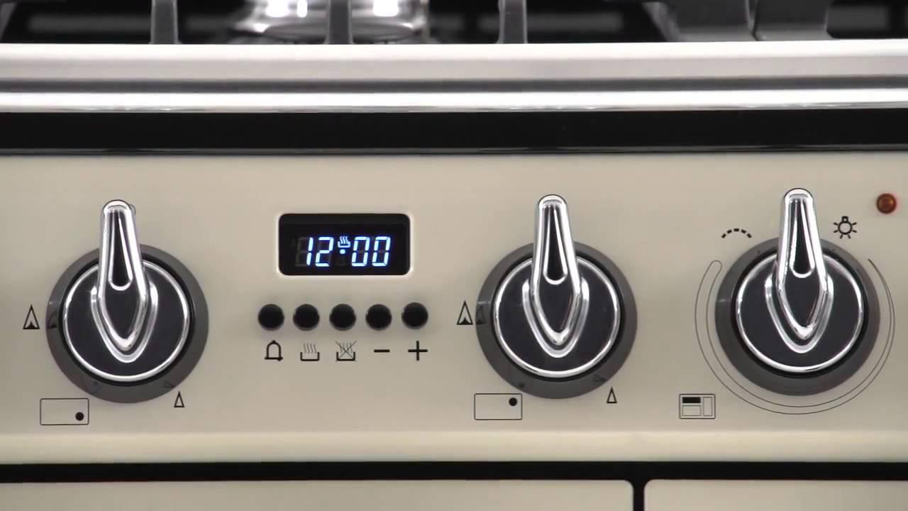 Cocinas Gas Cocina Smeg Horno a Gas