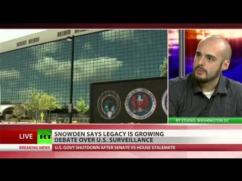 Latest Snowden leak: NSA plays 'Six Degrees of American Citizens'