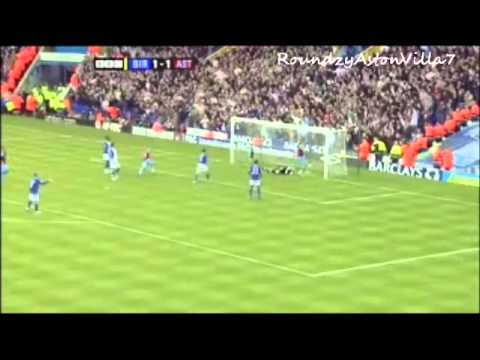 Goals To Remember - Gabriel Agbonlahor - Aston Villla v Birmingham City 2007