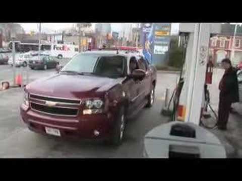 The New Driver's Seat - 2007 Chevy Avalanche Review Video