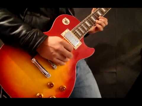 Slash The Godfather Theme Cover