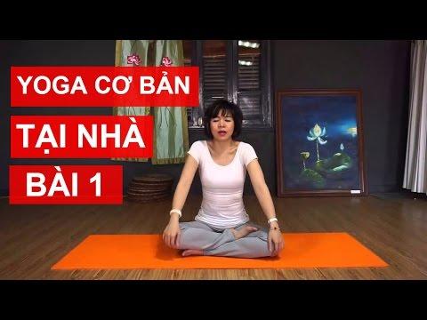 Yoga cơ bản tại nhà - Bài 1: Kéo dãn làm mềm cơ và khớp để có thể luyện tập Yoga cùng Nguyễn Hiếu