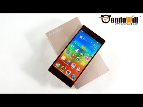 Lenovo VIBE X2 4G Octa-Core Smartphone Unboxing & Hands On