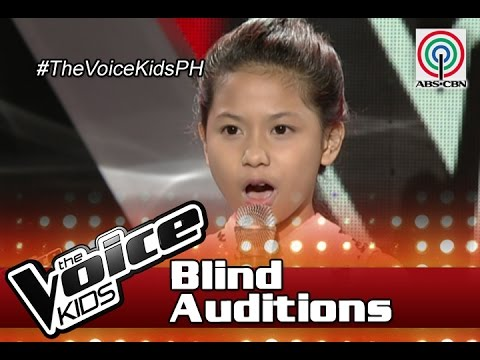 """The Voice Kids Philippines Blind Auditions 2016: """"Via Dolorosa"""" by Kris"""