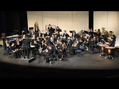HPHS Wind Symphony  Song of Hope Peter Meechan