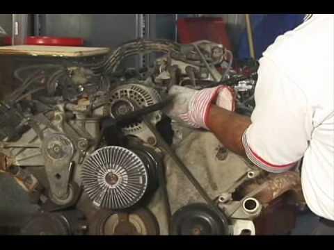 Lisle Pneumatic Fan Clutch Wrench Set 43300 Youtube