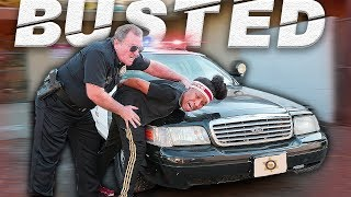 My Best Friend Got ARRESTED!!! prank *SHE CRIES*