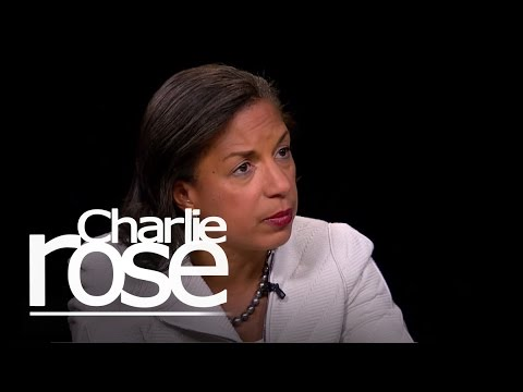 Susan Rice on Iran's Nukes: U.S. Needs to