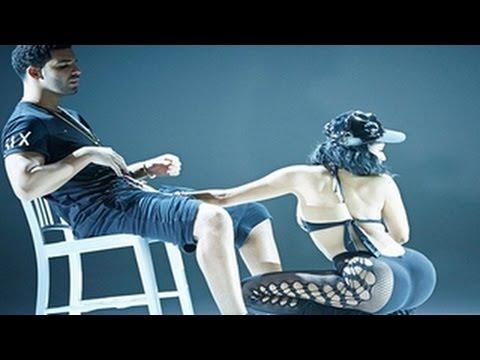 Nicki Minaj - Anaconda (official Video) - Released - Gives Drake A Lap Dance video