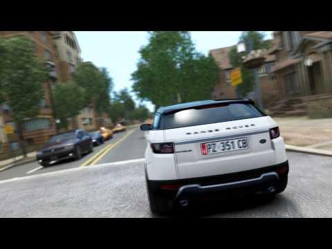 GRÁFICO 2014 Land Rover Range Rover Evoque