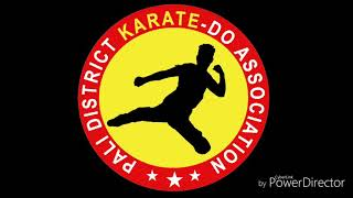 Martial arts demo preparation on 15th August 2018